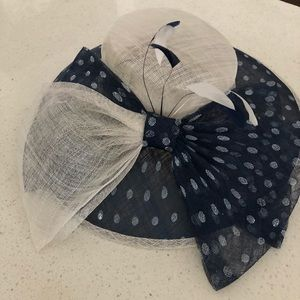 Accessories - Special Occassion Wide Brim Hat. New with Tags